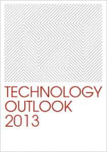 """Top 10 post: """"12 trends no one should miss – Download Sogeti's Technology Outlook"""""""