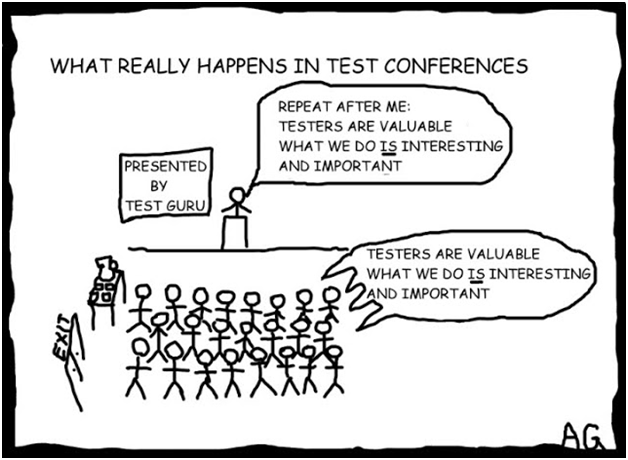 learn how to be a software tester