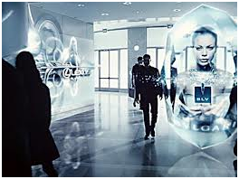 Minority report Ads come true: the rise of indoor positioning system
