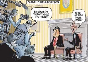 Mike Thompson: Obama and cyber-spying www.freep.com