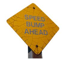speedBumbAhead