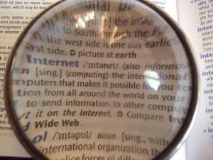 """""""Rethinging"""" Internet"""