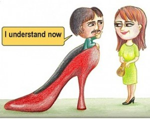 In users' shoes