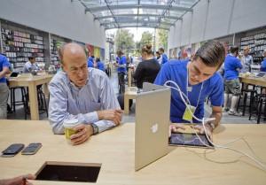 Apple Store Geniuses