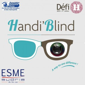 Defi H Series (Part 2): Handi'Blind to brighten up life for the visually impaired