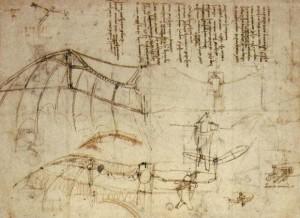 Leonardo_Design_for_a_Flying_Machine,_c__1488