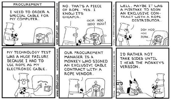 Outsourcing might be a bad idea!