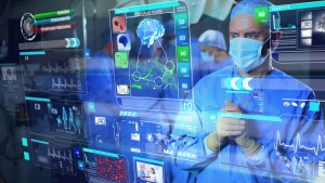 Converged Solutions Help Transform Healthcare and Financial Services
