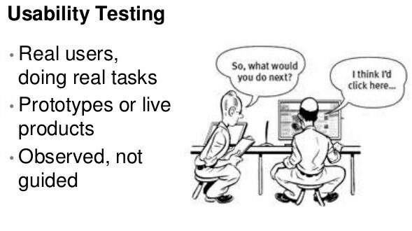 Usability testing phd thesis