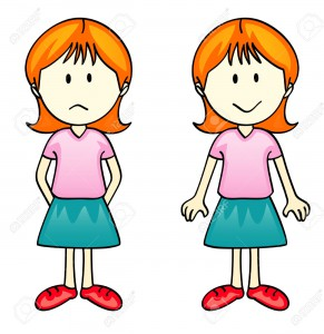 4961686-Vector-Comic-Character-Girl-Stock-Vector-sad-cartoon-girl