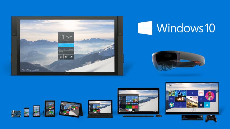 It's the Windows 10 Platform, Stupid!
