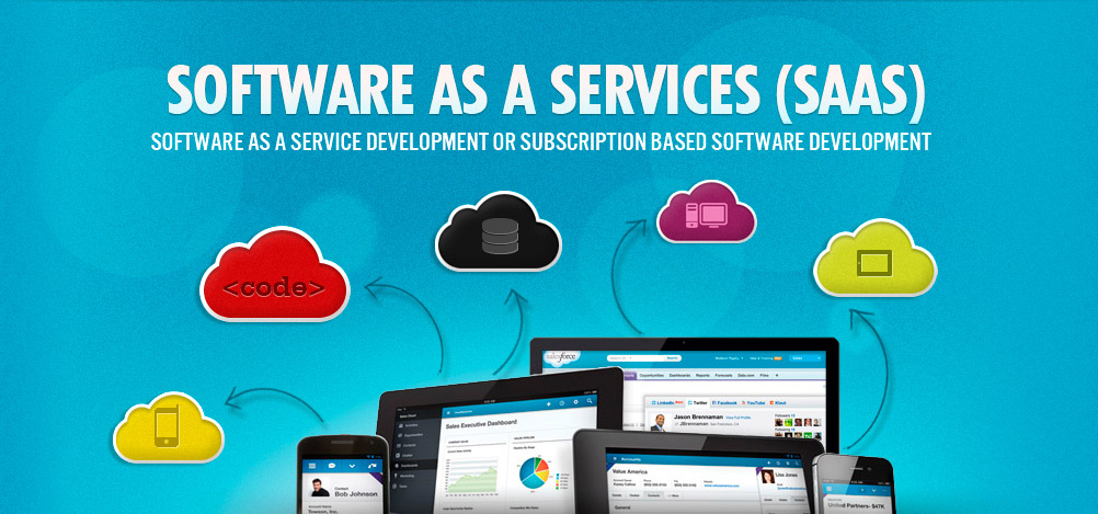 Salesforce Spotlight:  SaaS (Software-as-a-Service) companies