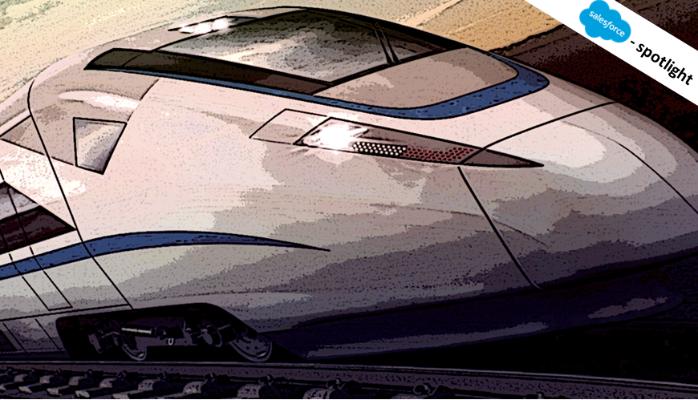 Salesforce Spotlight: Passenger Transport