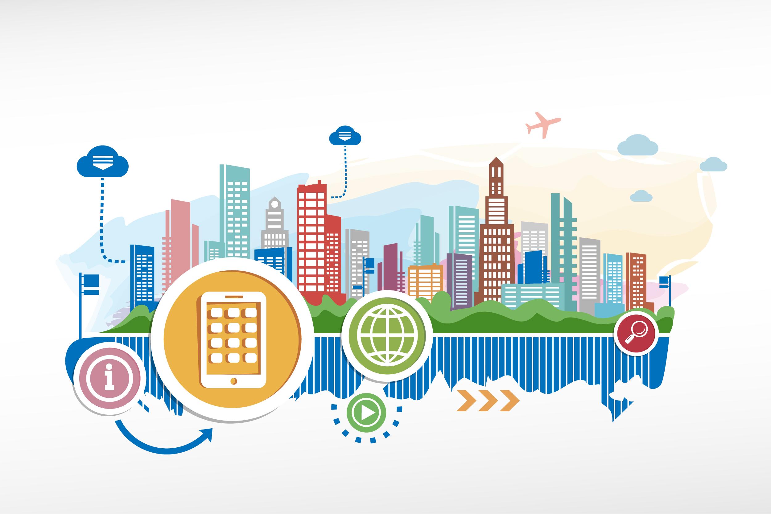 smart city project smart city vs normal city sogeti labs