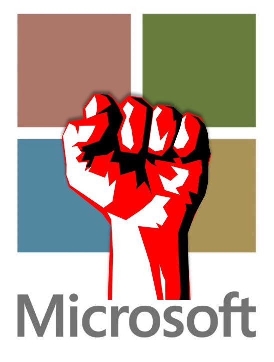 Microsoft Branch Revolution