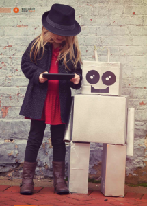 girl-and-robot