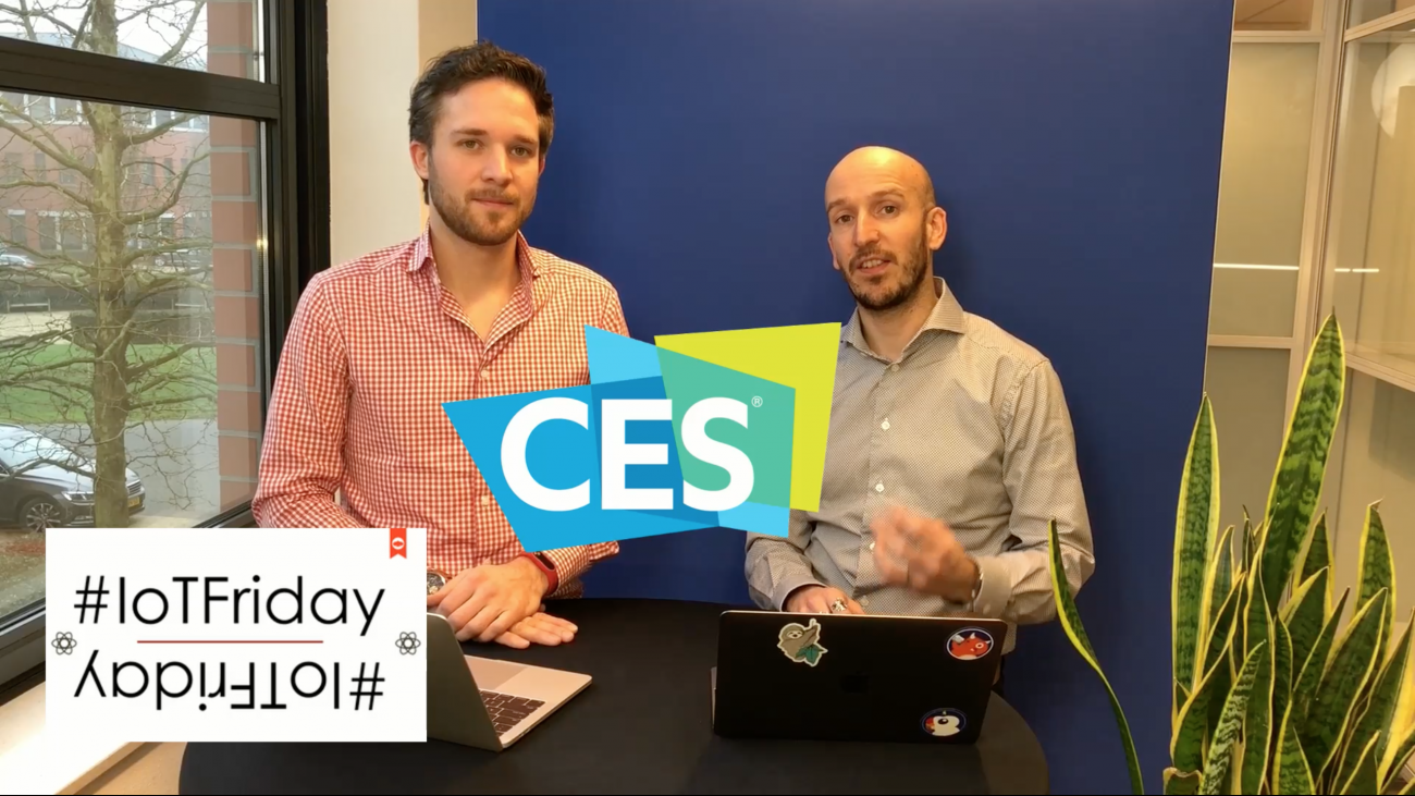 IoTFriday CES 2018
