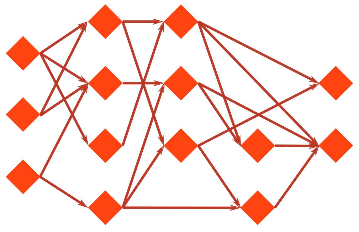 robot algorithm visualized