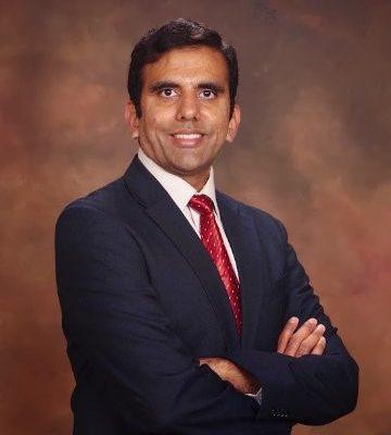 Deepak Vijay Raghavan
