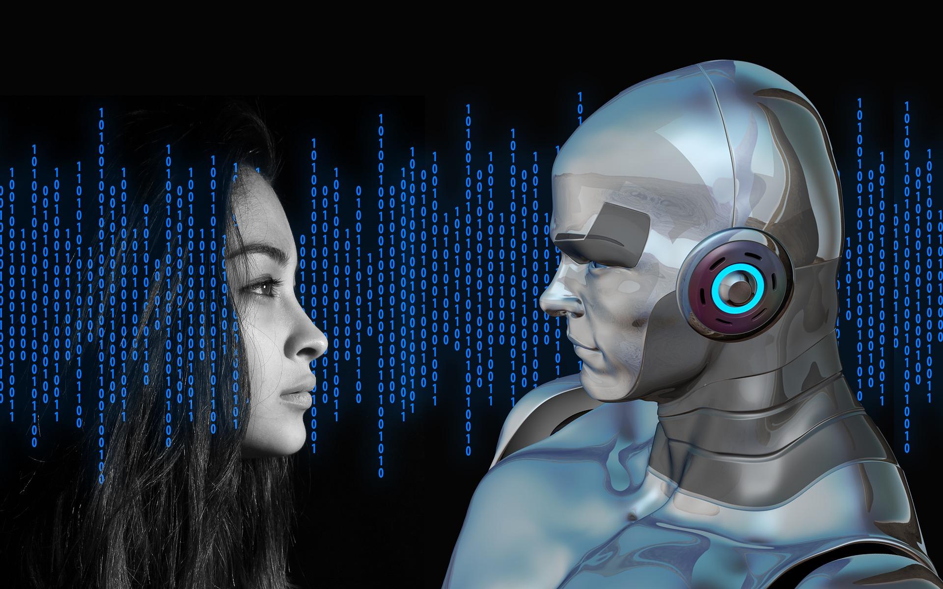 autonomous robots and gender