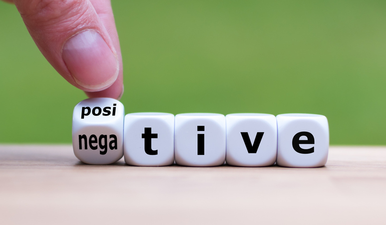 Do you want to create positive impact with technology? It's really up to you to choose a positive or negative impact.