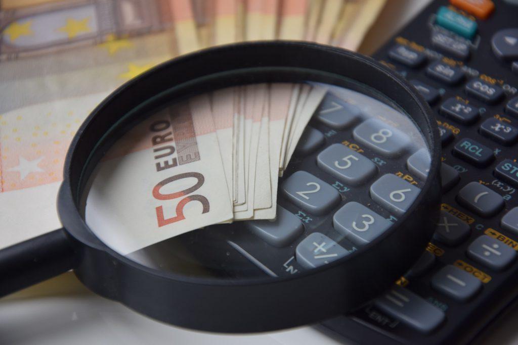 Money Euro Calculator